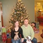 Bella at Christmas