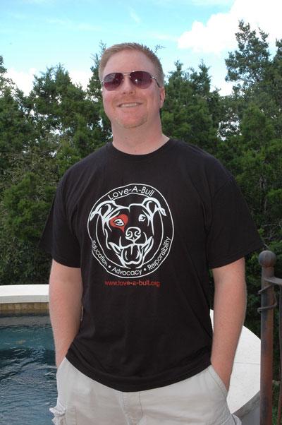 Unisex T-shirt (Black), Logo Design