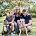 Kristin Boulder Dom Love-A-Bull Adoption Success Stories